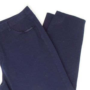 Womens Navy Blue Talbots dress pants, 20W